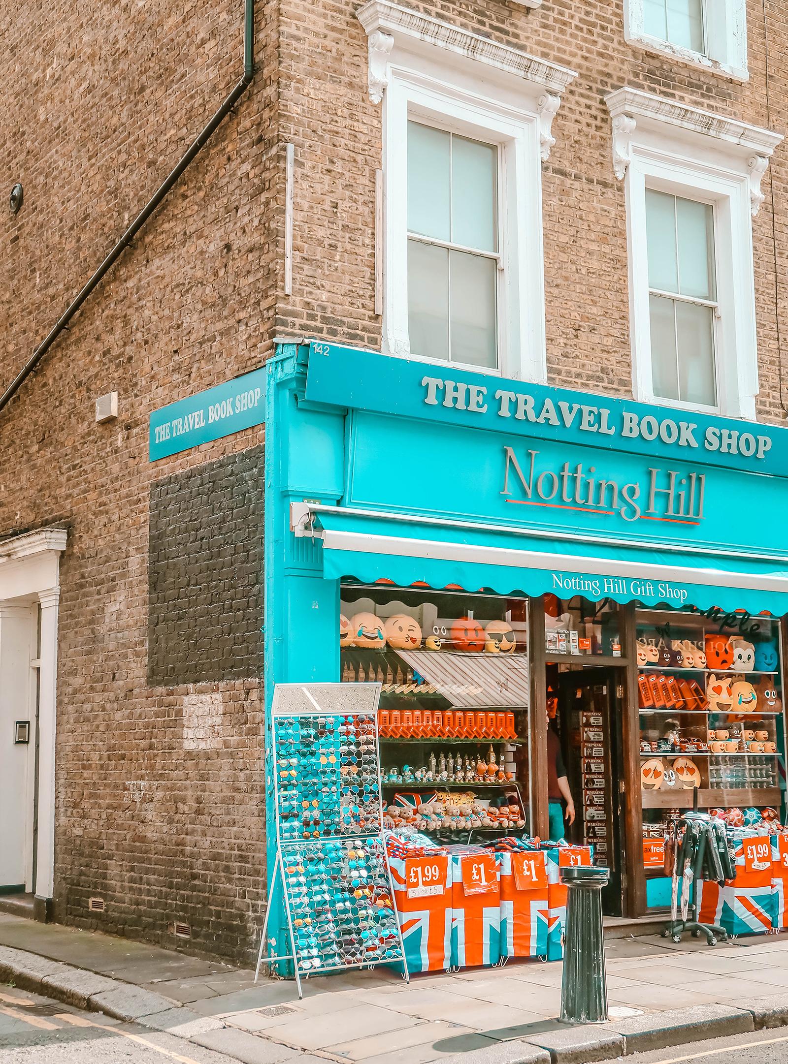 Notting Hill Portobello Market