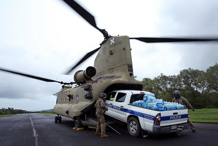 25th infantry division delivers supplies on island of kaua for Department of motor vehicles kauai