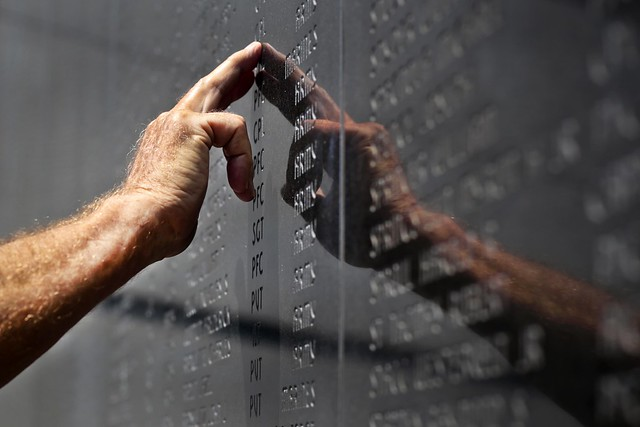 Korean War veteran looking for the name of a fallen comrade