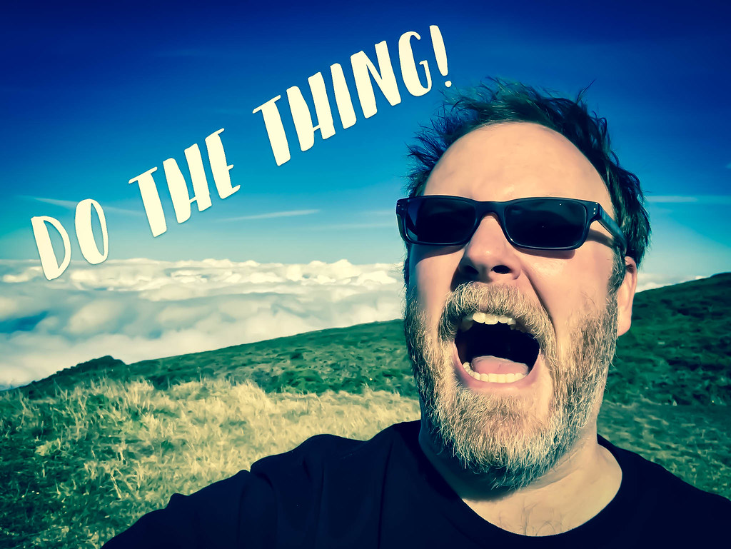 """Do The Thing?"" — An FAQ About Doing The Thing"