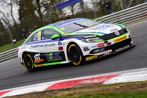 Jake Hill, Volkswagen CC, British Touring Car Championship, Brands Hatch Indy 2018