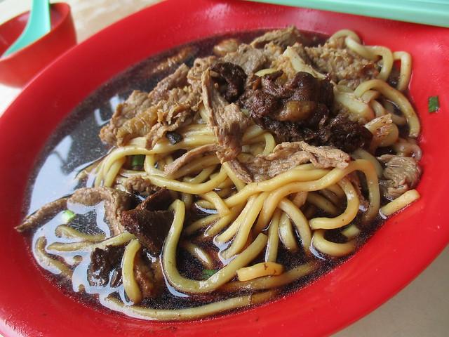 Sin Kiaw Cafe Ah Soon beef noodles 3