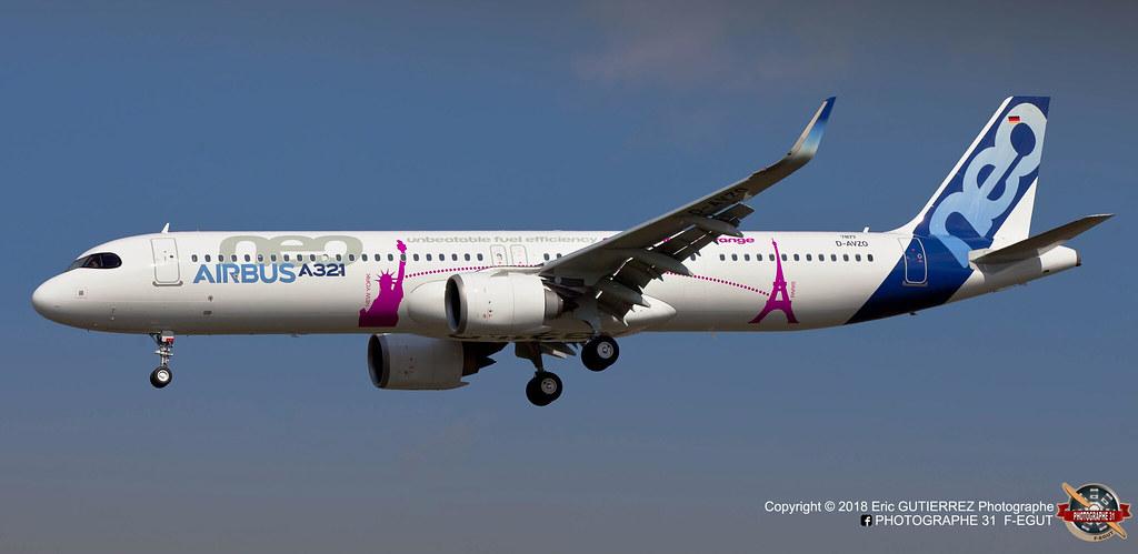 Airbus A321 251nx Msn 7877 Airbus A321lr A 233 Roport