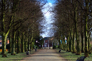 Haslam Park walkway | by Tony Worrall