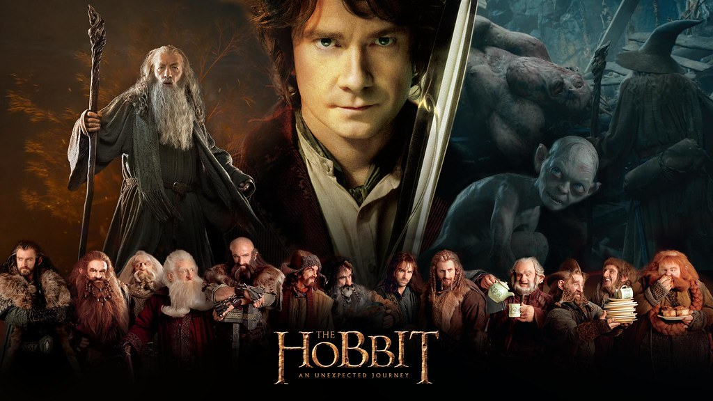 the hobbit iso
