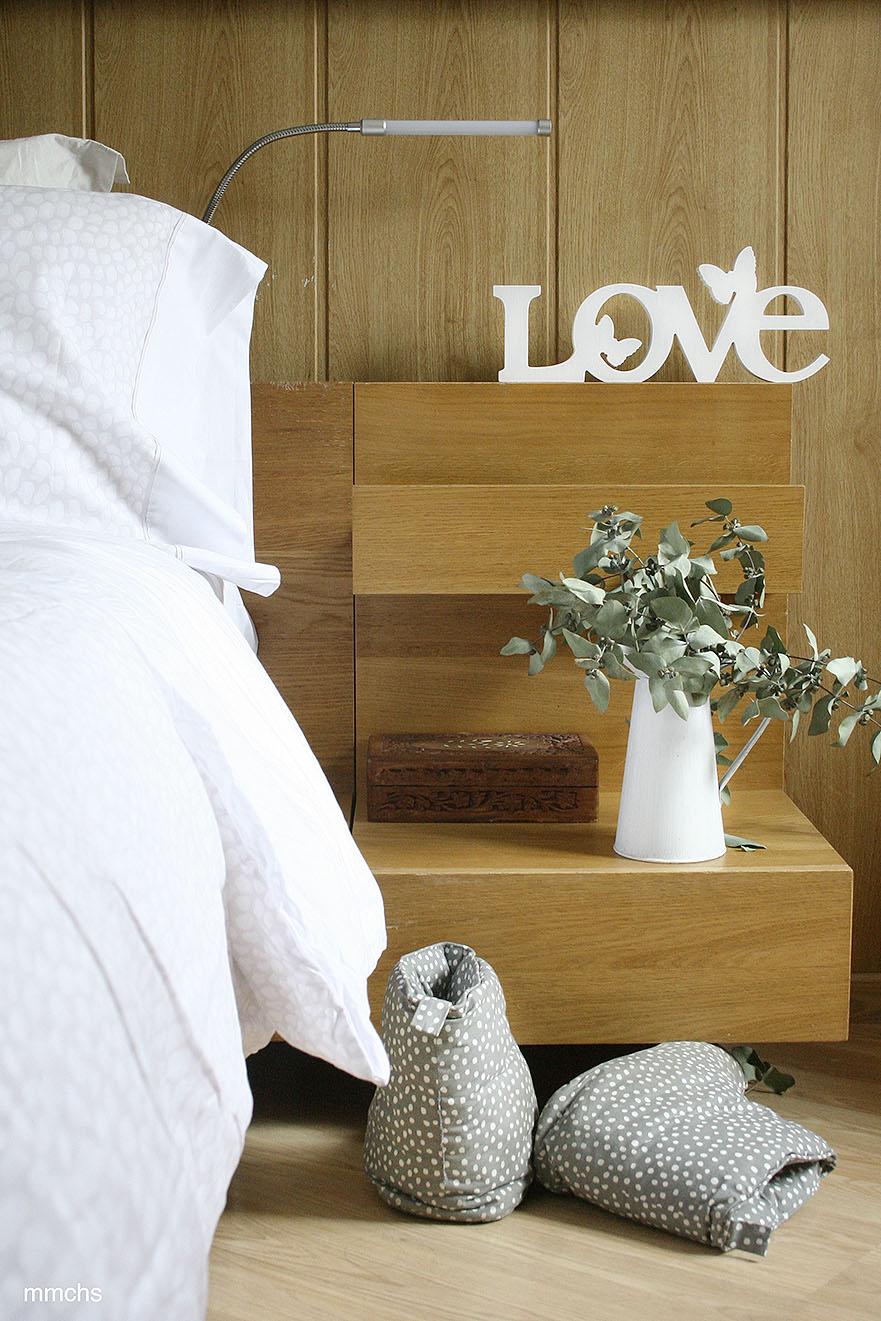 decoración habitación de matrimonio