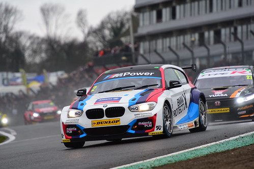 Colin Turkington, BMW 125i M Sport, British Touring Car Championship, Brands Hatch Indy 2018