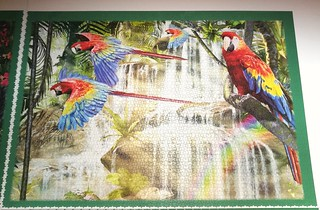 18000 Ravensburger - Tropical Impressions (part 1/4) | by Puzzabell