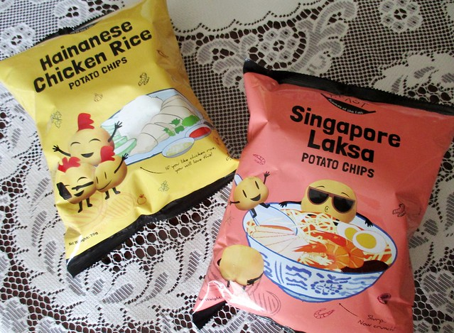 Potato chips from Singapore