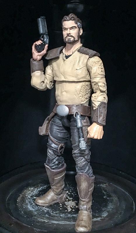 Kyle Katarn Custom Figure