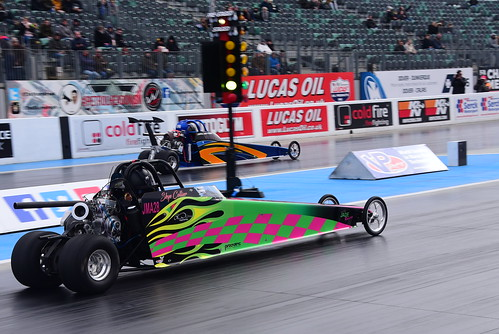 Skye Collier, Junior Dragster, Festival of Power, Santa Pod 2018