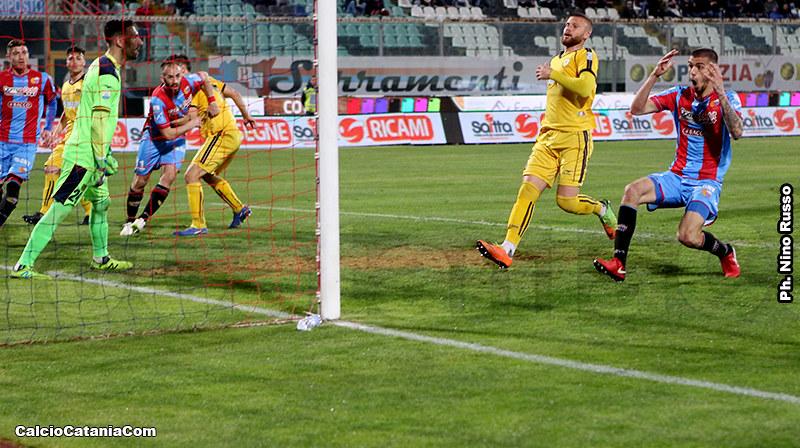 Catania Juve Stabia (0-0): highlights della partita (Serie C 34^ giornata)