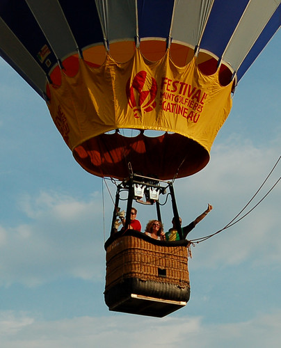 A happy set of ballooners - NJ Balloon Festival (2006) | by Steve from NJ