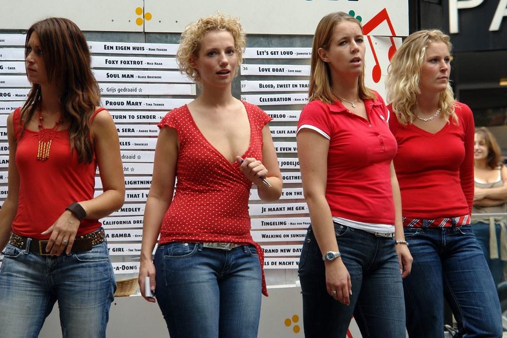 Amsterdam Ladies