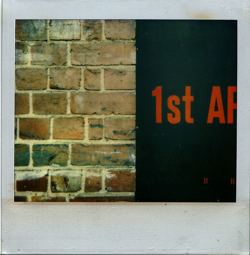 1st A... [Wall at Box Hill TAFE circa late 90's early 2000's] | by s2art