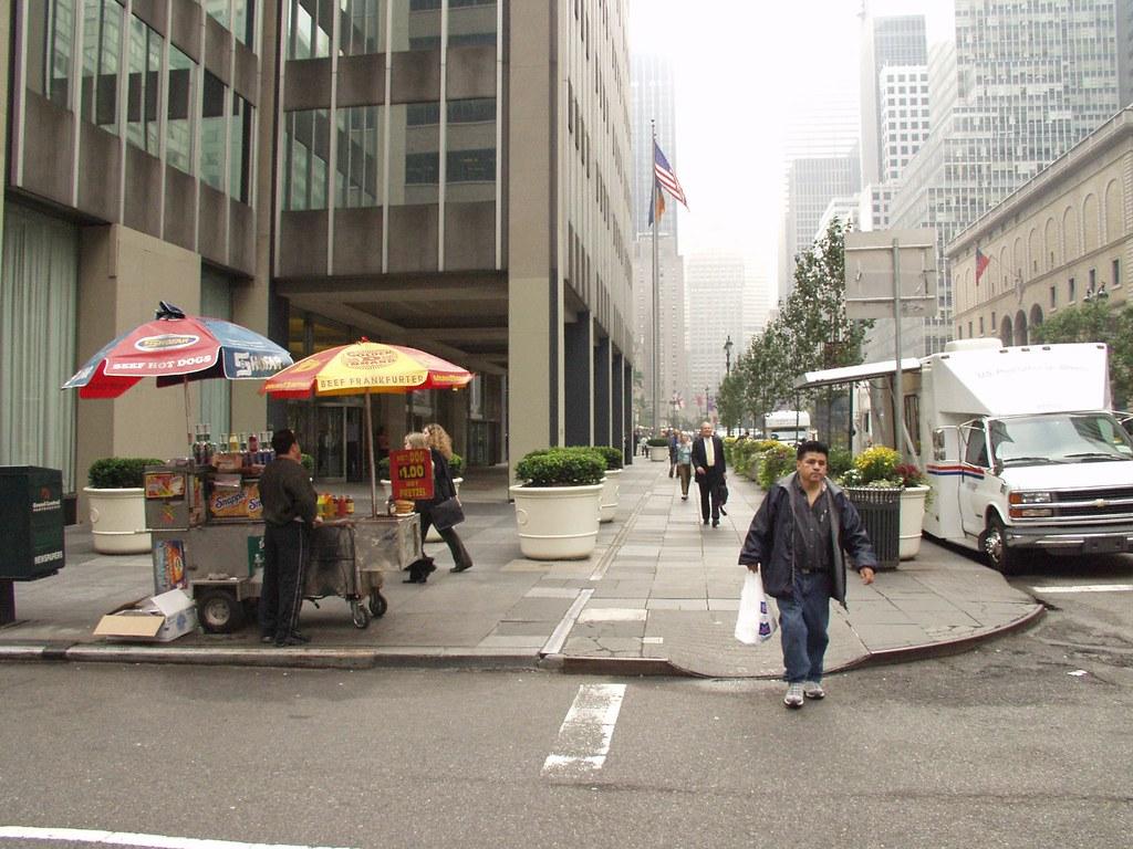 Boris New York Ice Cream Tv Travel Good Times