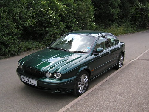 jaguar x type 3 litre sport the only jag i ever had flickr. Black Bedroom Furniture Sets. Home Design Ideas