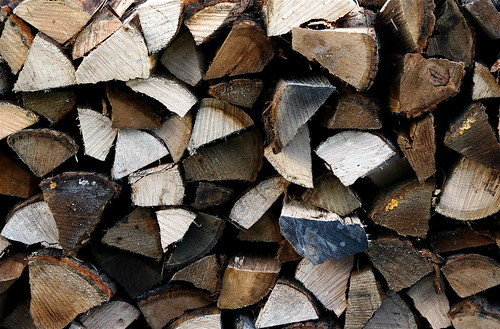 woodpile | by Muffet