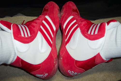 Adidas Wrestling Shoes Size