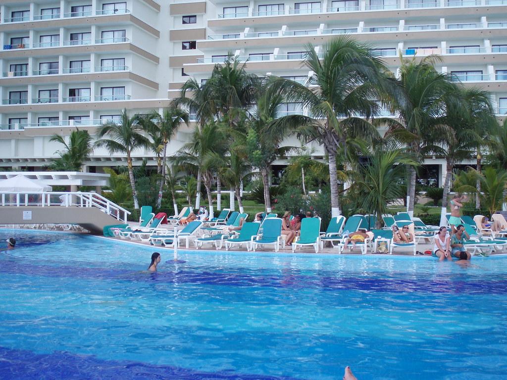 Riu Cancun Hotel Drinks In Room