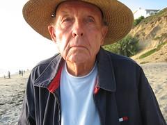 Dad at Beacons Beach