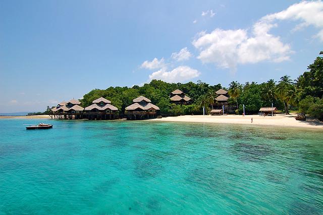 Malipano Island Davao Definitely One Of The 7 107