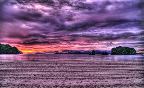 Purple Skies of Malaysia | by Stuck in Customs