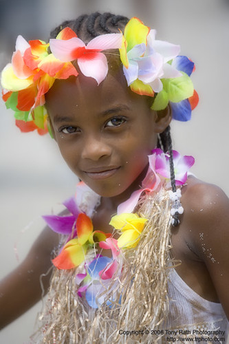 Young girl at Carnival 2006 | by TRPhoto