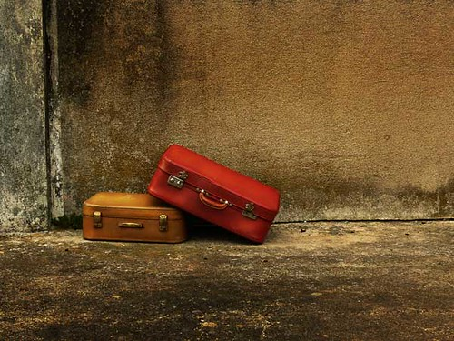 VALISES OUBLIEES | by Boccacino