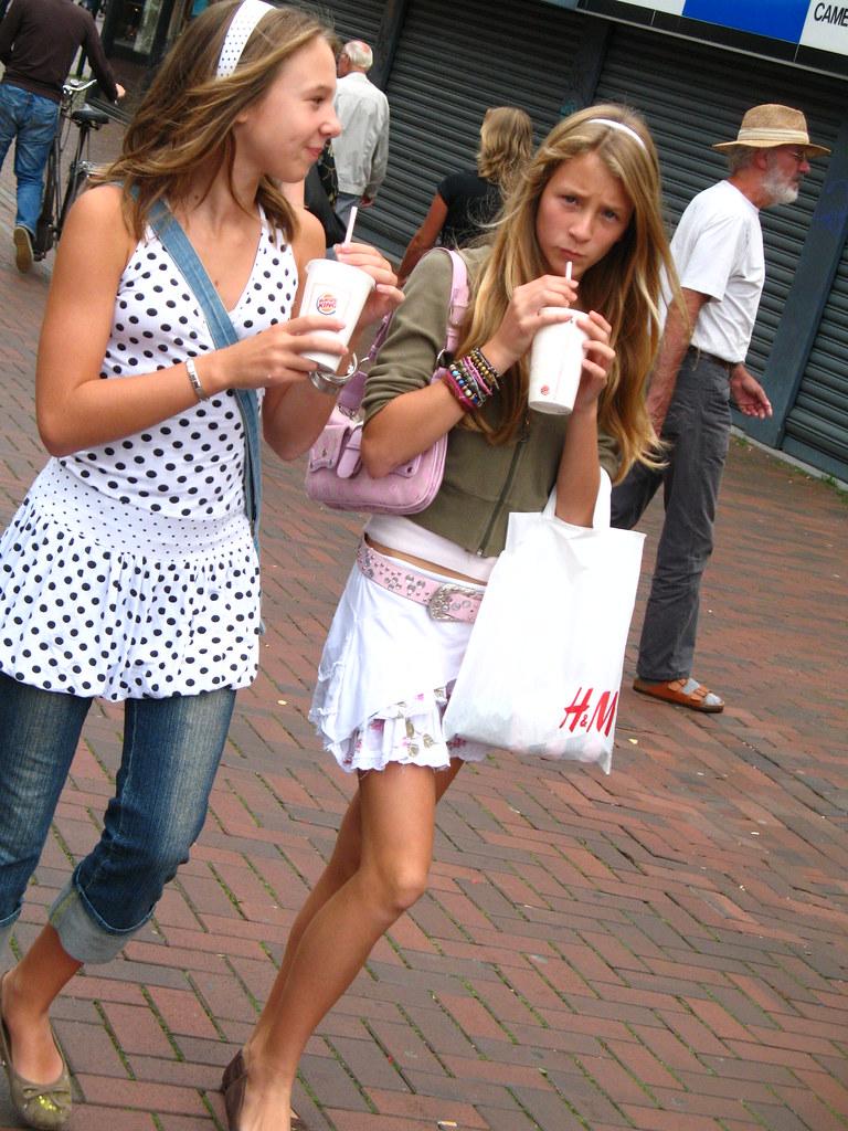 Teen Boy Street Fashion