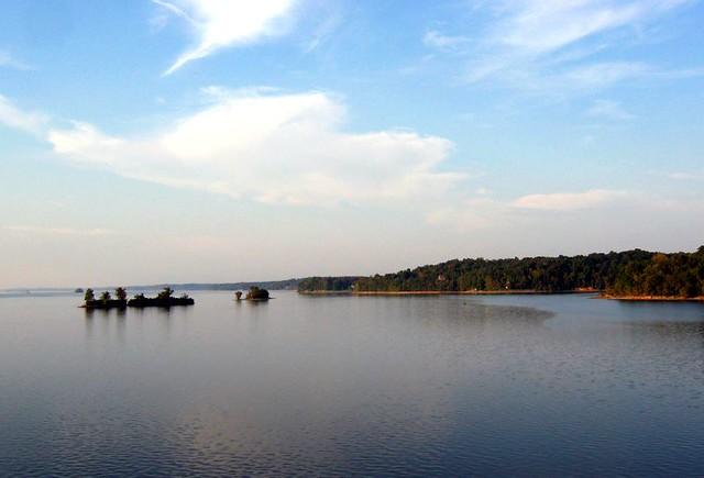Crossing lake barkley from cadiz ky janet flickr for Barkley lake fishing report