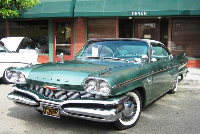 Dodge Matador 1960 Quot Forward Look Quot Styling Monrovia
