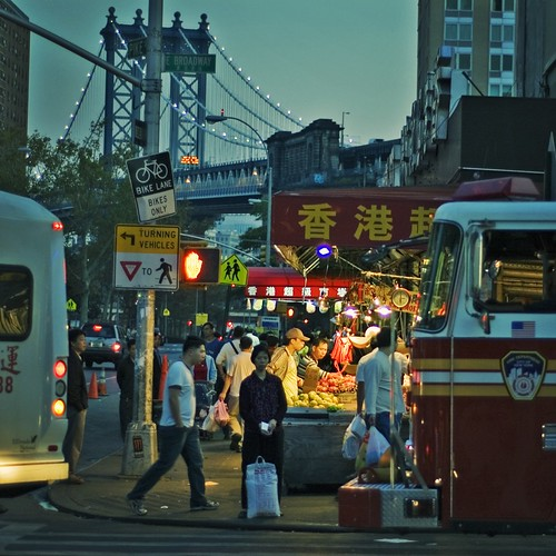 Night Market on East Broadway | by moriza