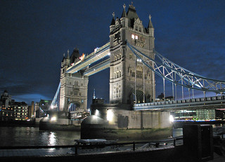 London Tower Bridge at Night | by Dave Marcus