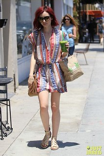 Lily Collins 15 | by instreets