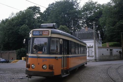 Sncv Nmvb 9171 31 9171 Sncv Nmvb L31 1982 04 19 Ma Flickr