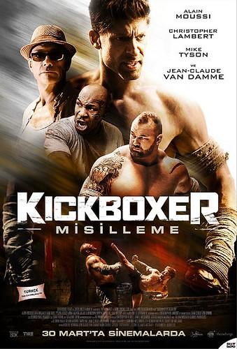 Kickboxer: Misilleme - Kickboxer: Retaliation (2018)