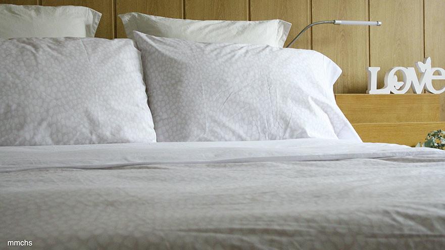 textiles Burrito Blanco