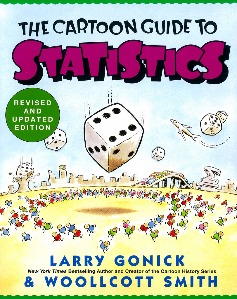 ... The Cartoon Guide to Statistics | by Vernon Barford School Library