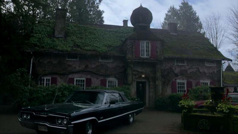 Cheryl Blossom house