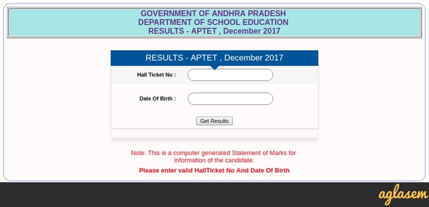 AP TET 2018 Result Announced at results.apcfss.in; Know How To Check