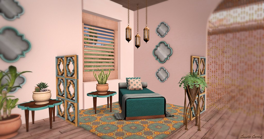 Maroccan Room | *credits on my blog* | Sannita_Cortes | Flickr