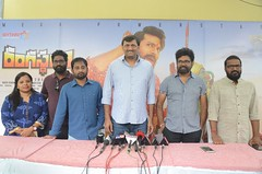 Rangasthalam Movie Pressmeet Stills