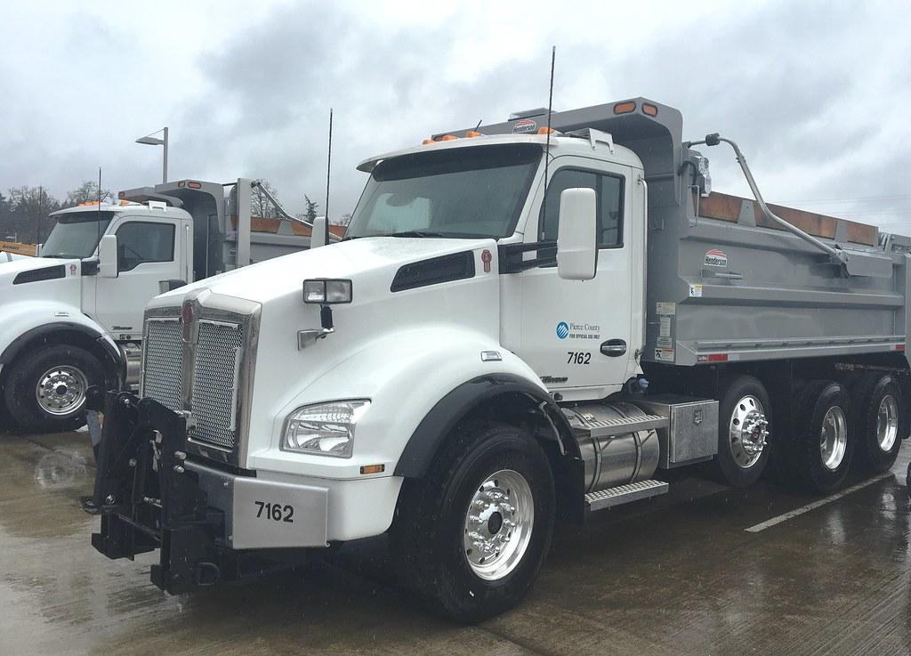 Kenworth - Pierce County T880 Dump | Pierce County ...Kenworth Dump Trucks For Sale Washington
