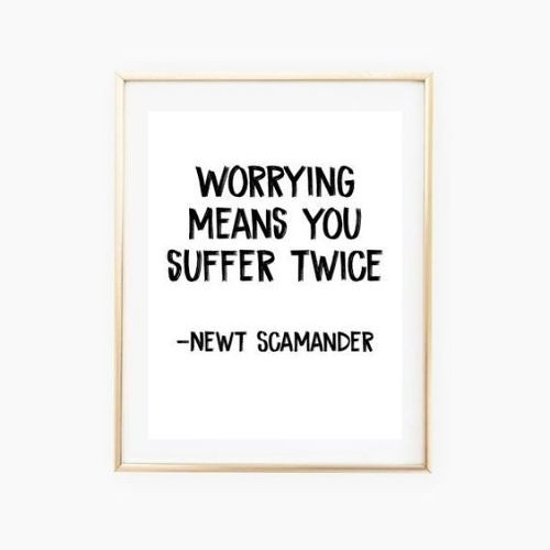 Quotes About Worrying Magnificent Life Quotes Worrying Means You Suffer Twice Life Flickr