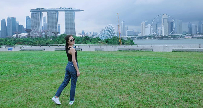 TP.HCM - SINGAPORE - GARDEN BY THE BAY