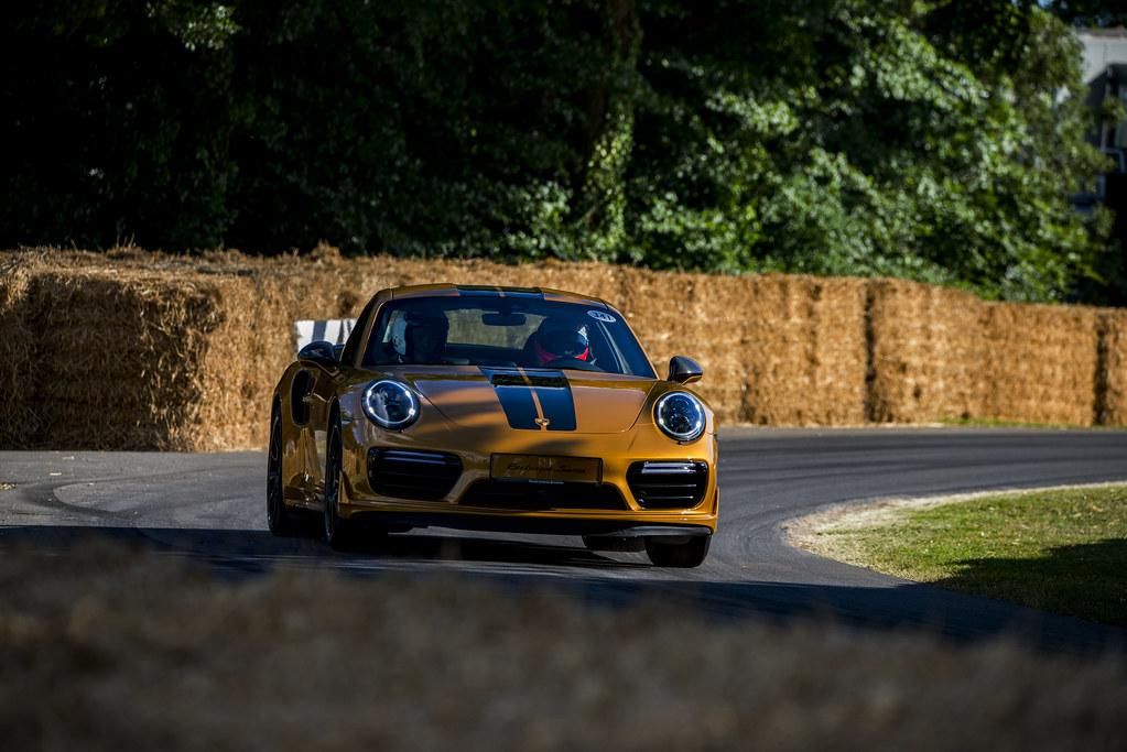 2017 Porsche 911 Turbo S Exclusive Series Dale Hartrick Flickr