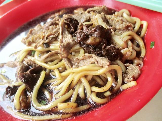 Sin Kiaw Cafe Ah Soon beef nooldes 2
