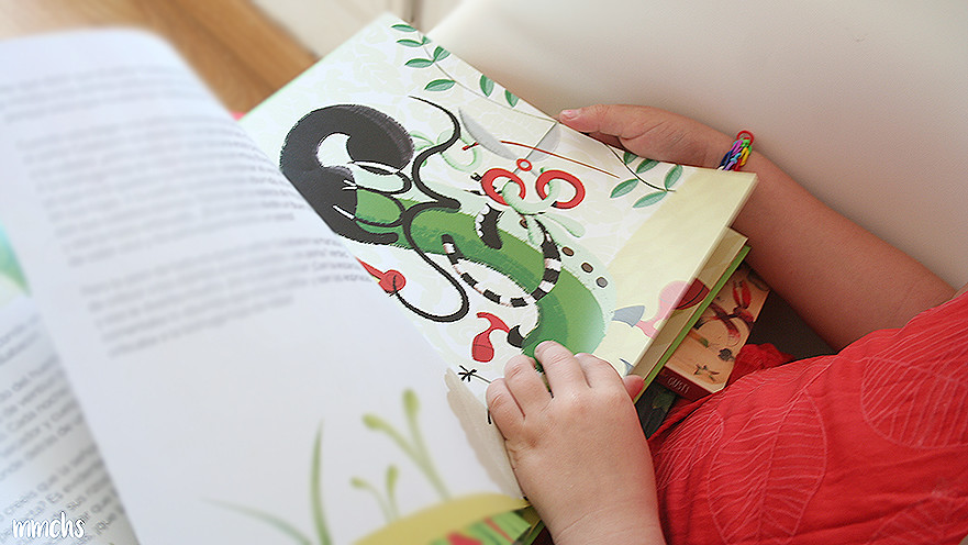 libros infantiles Carambuco