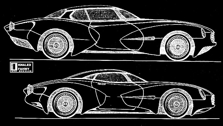 Blueprint edition | Design copy rights: Khaled Fahmy. Facebo… | Flickr